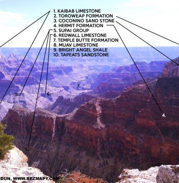 grand canyon navsteva