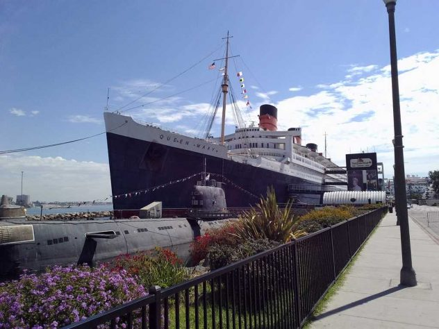 RMS Queen Mary 1