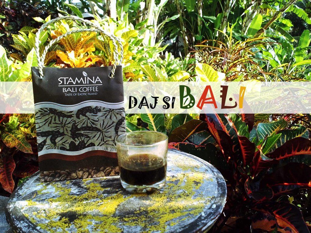 kava z Bali