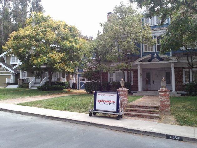Universal Studios Wisteria Lane