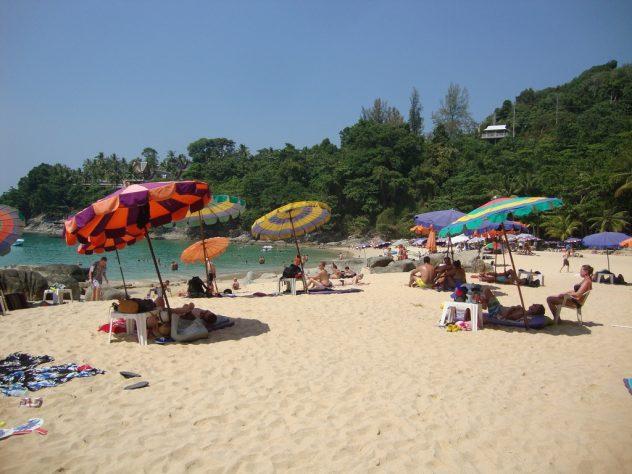 Leam Sing beach