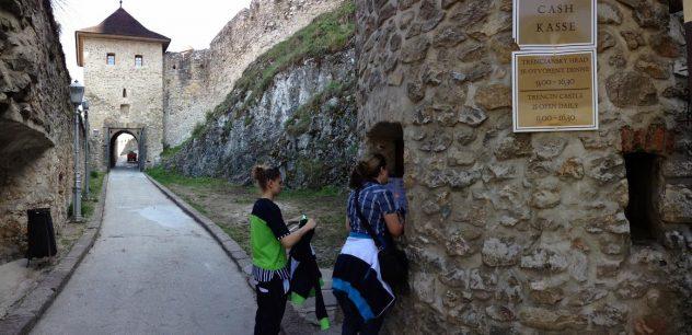 Trencin hrad wearme