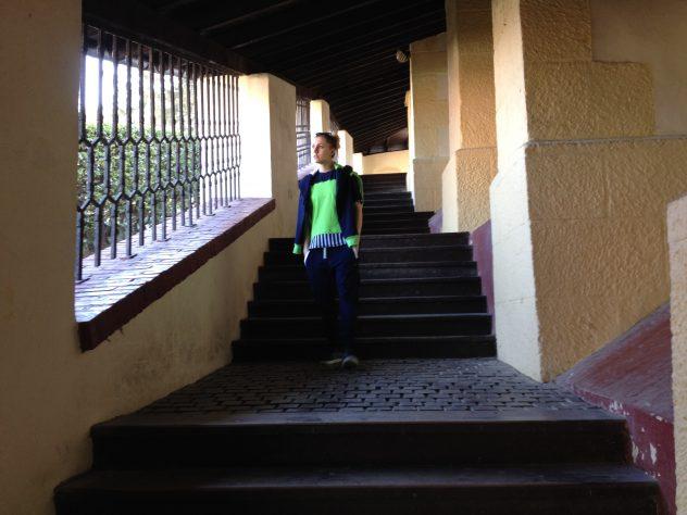 Farske schody trencin
