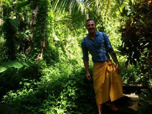 dovolenka Bali