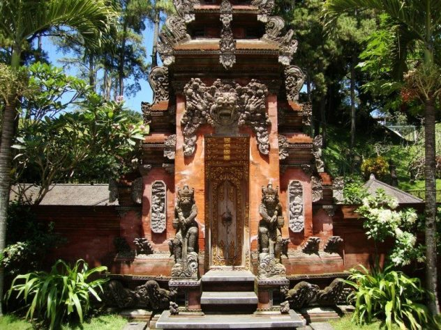 chram Tirta Empul Bali temple