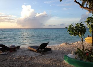 beachwood hotel maldives beach