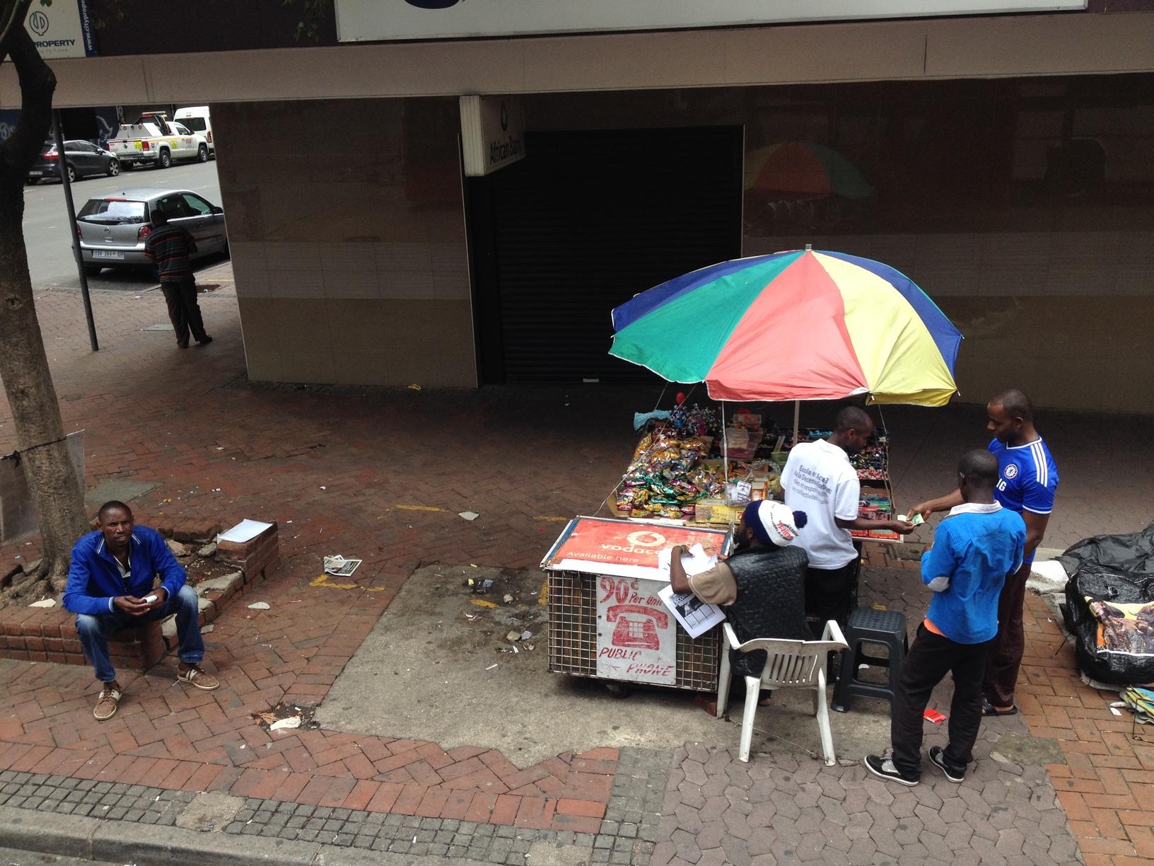 Centrum Johannesburgu