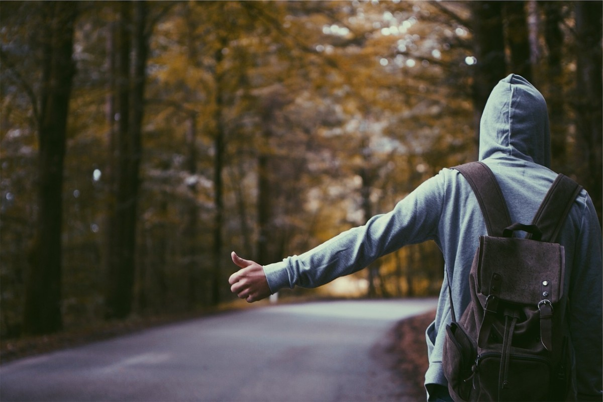 cestovanie stopom