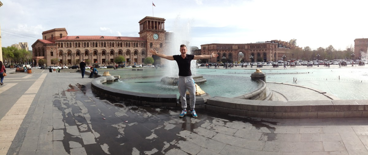 fontana jerevan