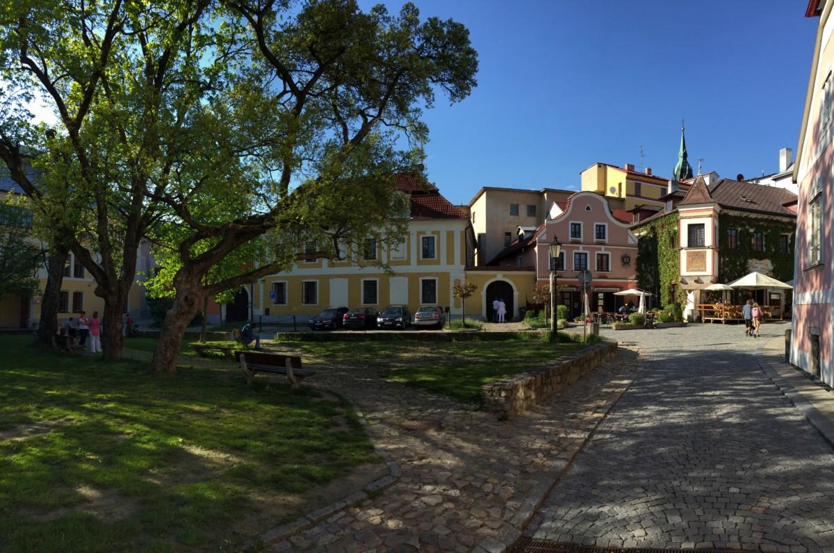 víkend Jindřichův Hradec
