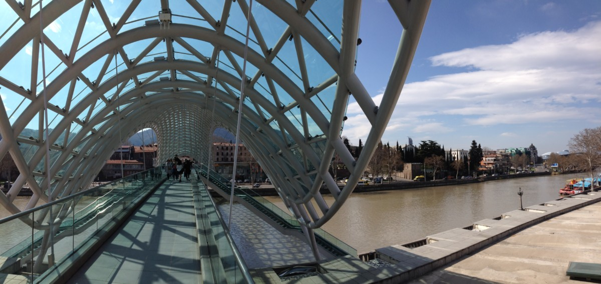 most-gruzinsko