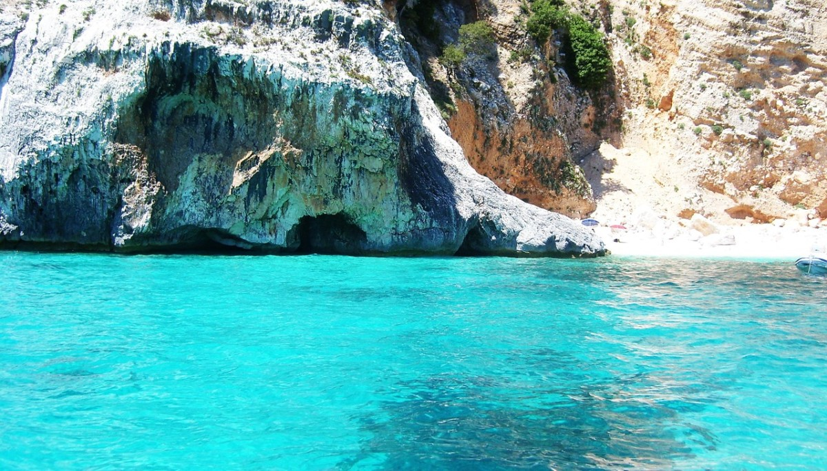 Dovolenka na Sardínii