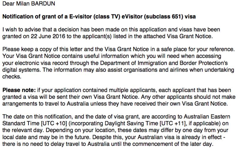 udelene-viza-australia