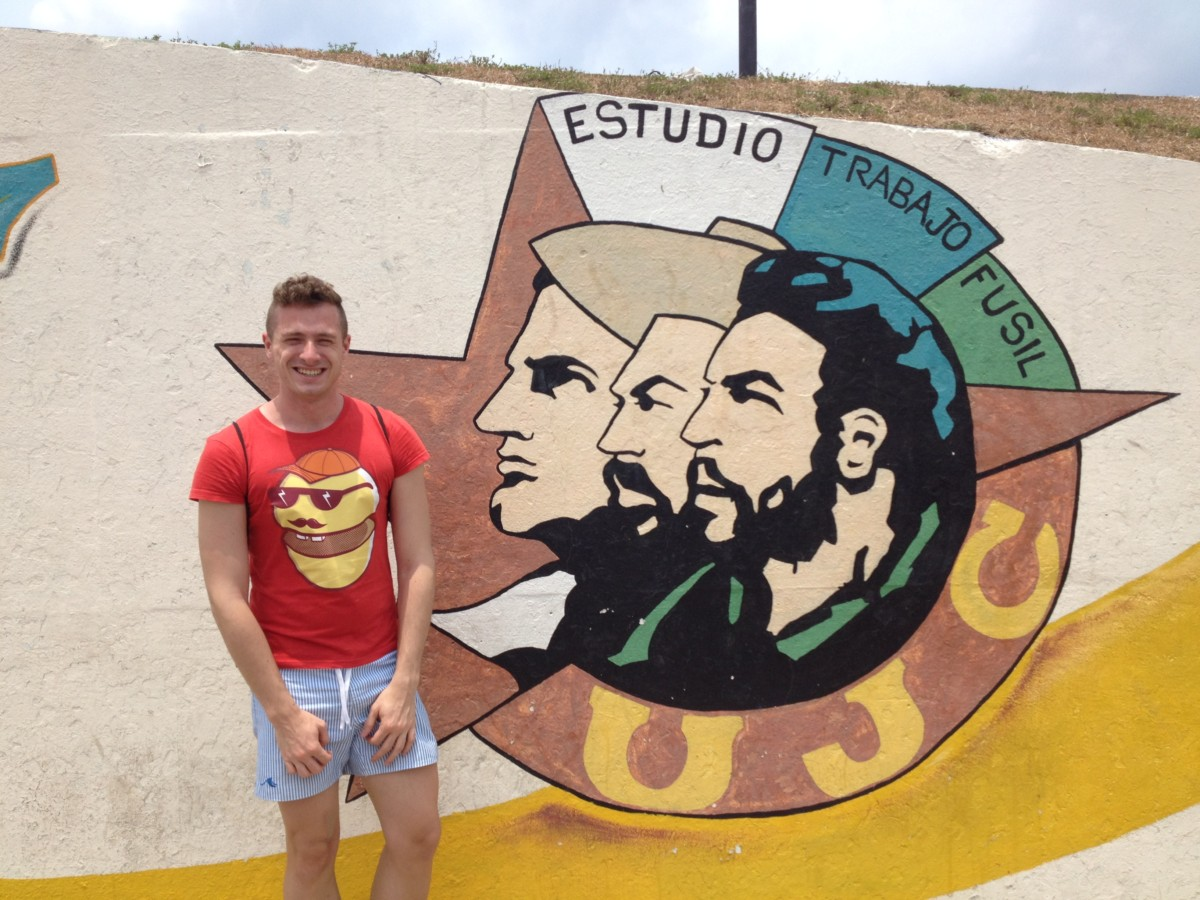 street art na Kube