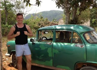 Cestovanie po Kube počas Covidu.