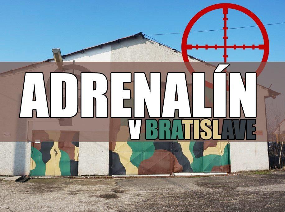 strieľanie v Bratislave