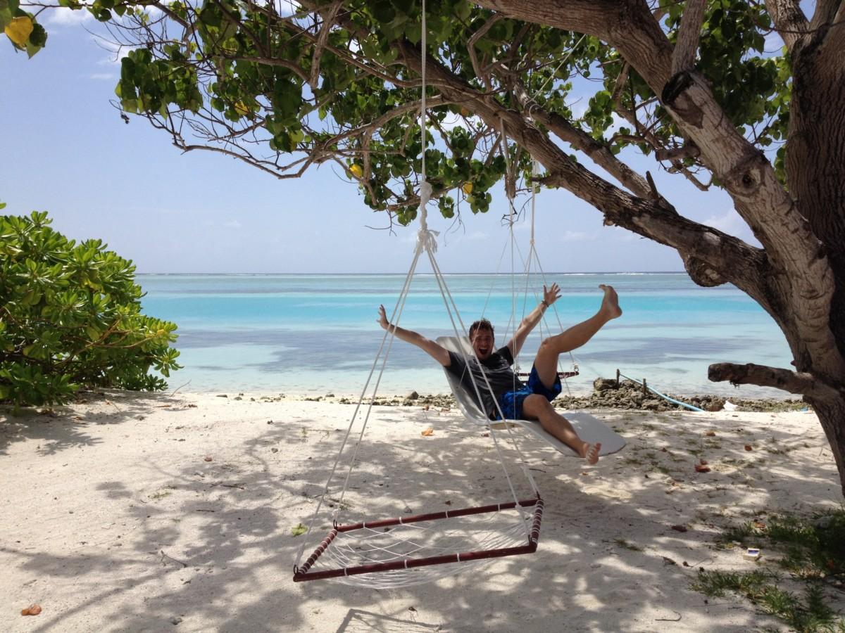najlepšie pláže na Maldivách