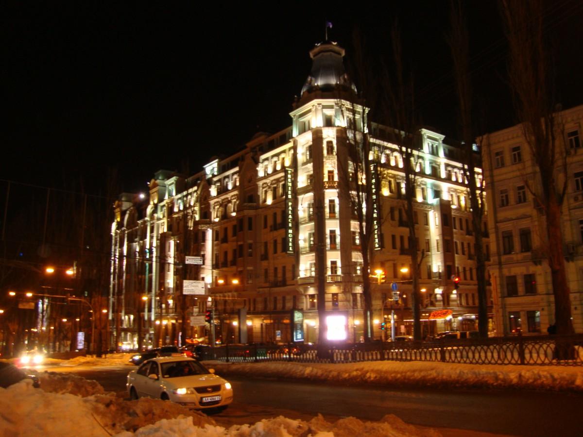 Čo vidieť v Kyjeve