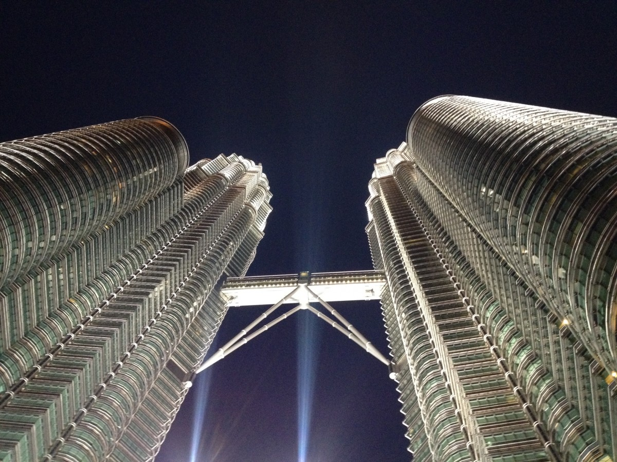 jeden deň v Kuala Lumpur