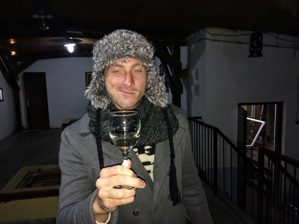 Wine tasting in Malča