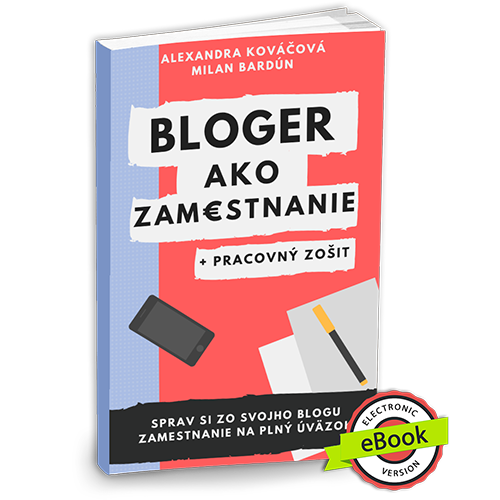 Ako zarábať blogom