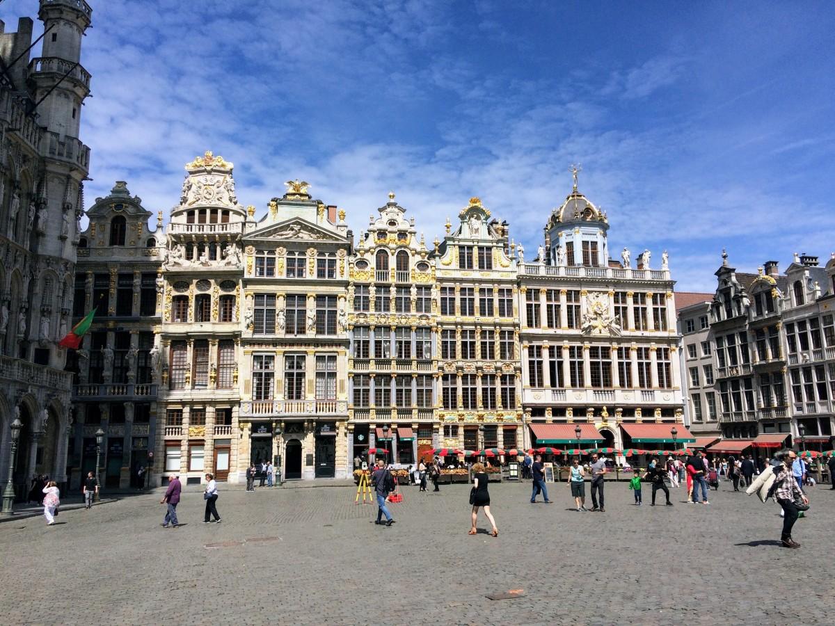 čo vidieť v Bruseli