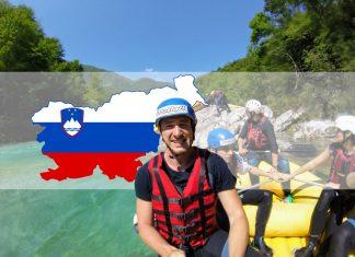 rafting v Slovinsku s eurorafting