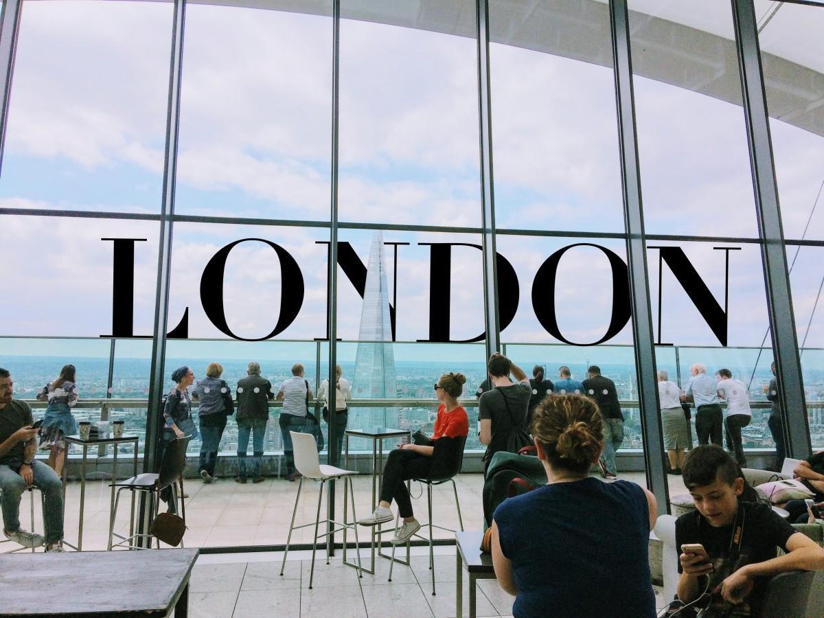 čo vidieť v londýne