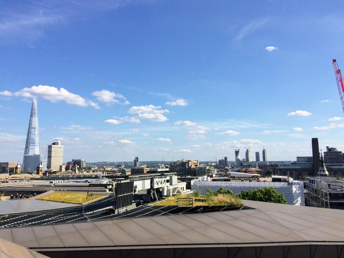 výhľad na Londýn madison