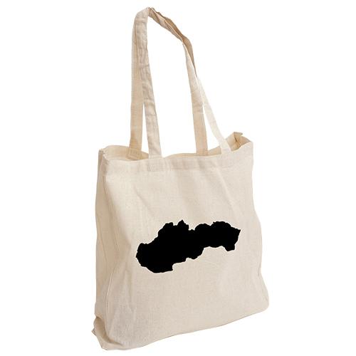 """Ekologická taška """"Slovänsko"""" vyrobená zo 100% bavlny"""