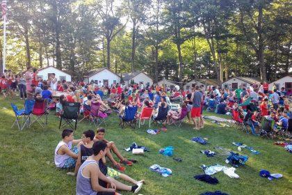 letné tábory v amerike