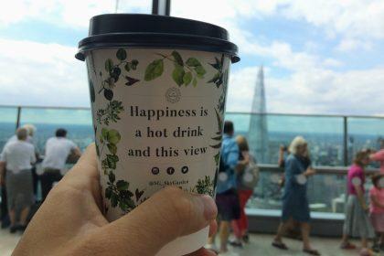 kaviarne v londýne