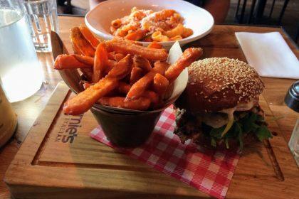 reštaurácie v londýne