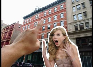 taylor swift v new yorku