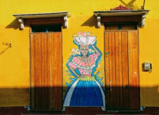 bezpečnosť v kolumbii