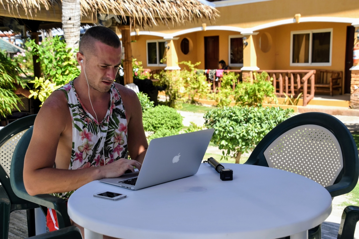 ako začať blogovať