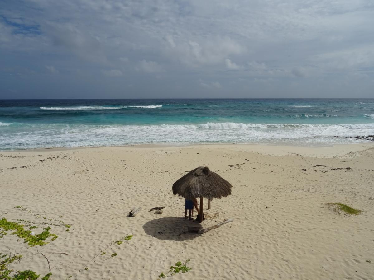 cozumel pláže