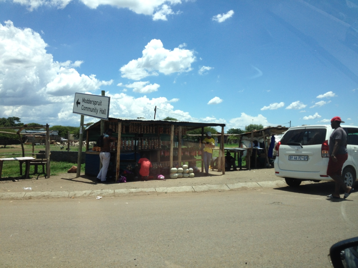 juhoafrická republika