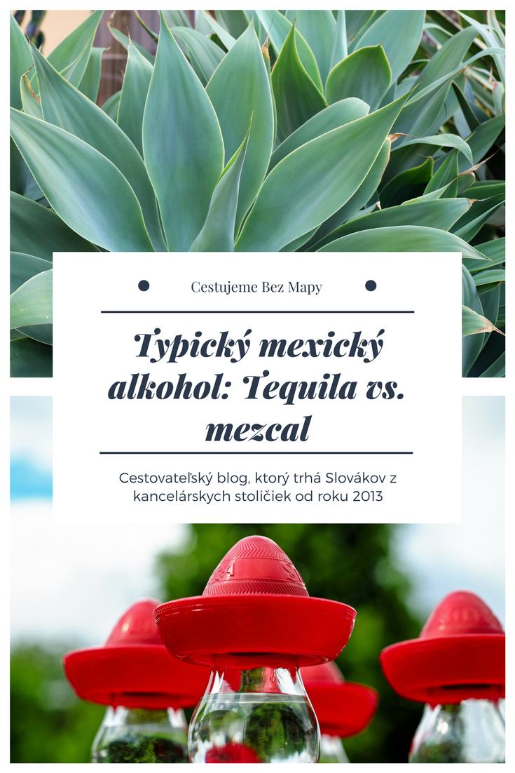 Typický mexický alkohol