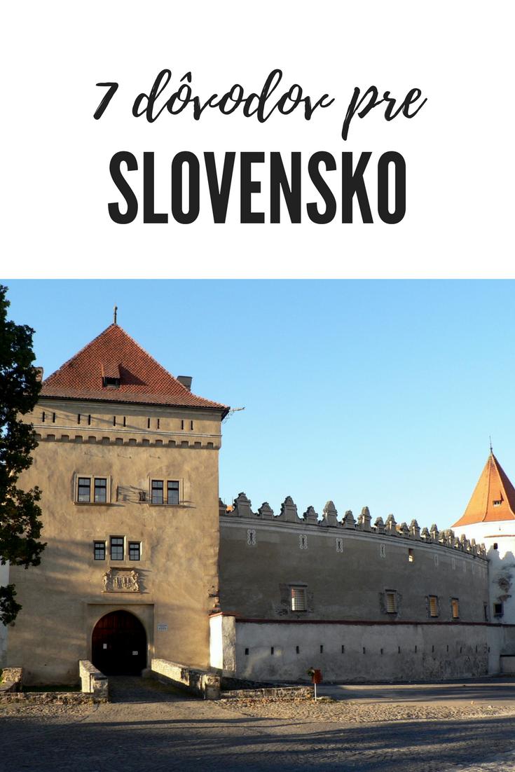 Prečo navštíviť Slovensko? Mám pre teba dôvody, prečo je návšteva Slovenska to najlepšie, čô môžeš urobiť. Ak nevieš, prečo navštíviť Slovensko alebo sa ťa niekto pýta, prelož mu tento blog. Dôvody na cestovanie po Slovensku nájdeš práve tu.