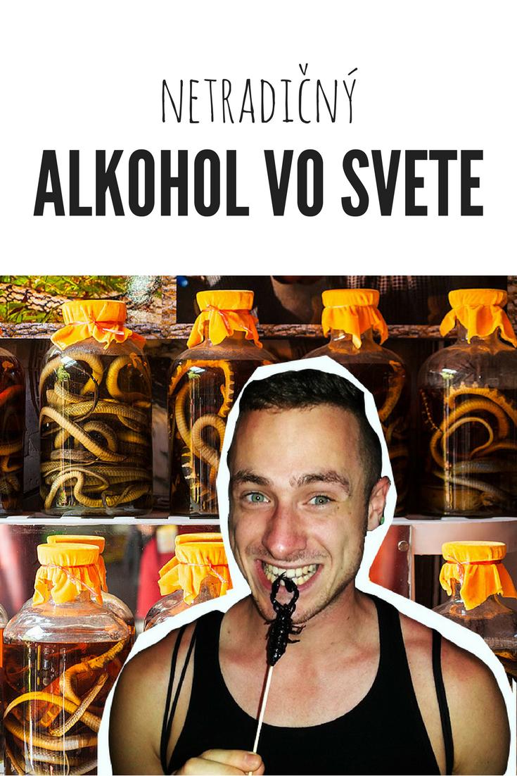 netradičný alkohol