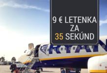 ako hľadať lacné letenky