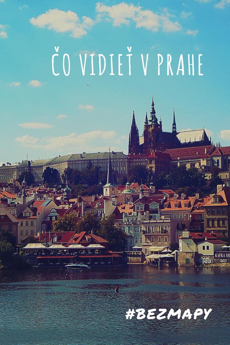 Čo vidieť v Prahe a kam ísť? Spísal som zoznam toho, čo navštíviť v Prahe a určite nevynechať. Pridal som aj môj zoznam obľúbených barov, krčiem a pivární - keďže o tom je Praha. Pozri si, ako nájsť ubytovanie, aké je v Prahe počasie a sprav si super víkend.