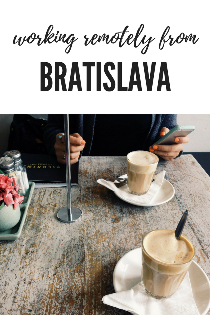 Are you looking for cafes in Bratislava, that you can youse for your remote work? In the life of digital nomads, finding the great workspace in the foreign city can be the real struggle. Tell me about it. This is my guide for cafes for digital nomads in Bratislava or coworking spaces.