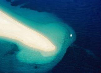 Najkrajšie pláže chorvátska