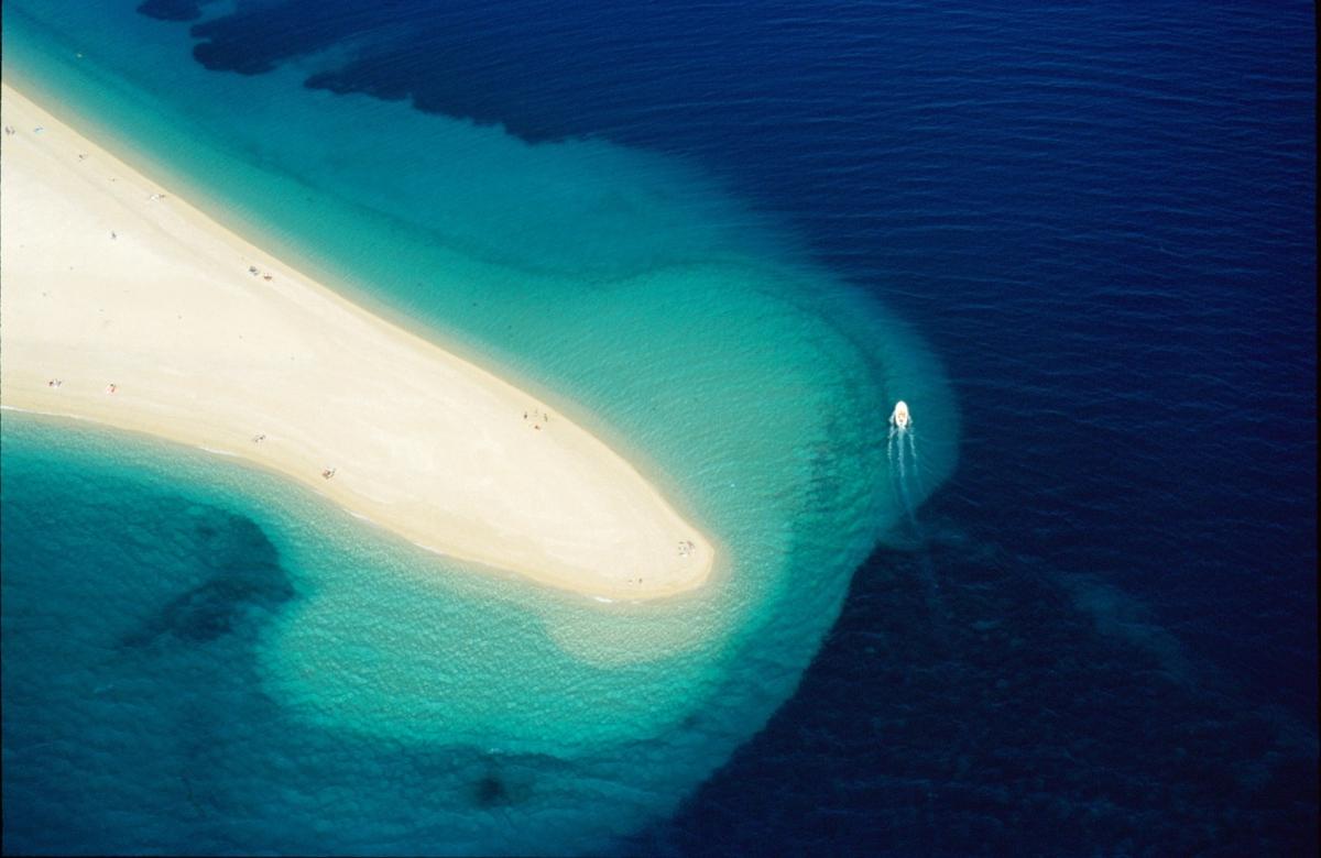 Najkrajšie pláže v Chorvátsku