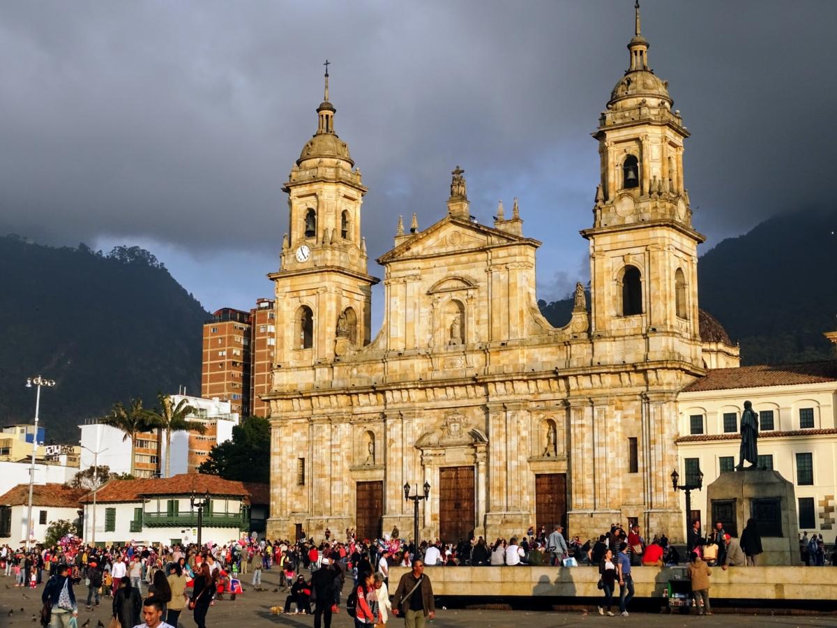 Kam ísť v Kolumbii