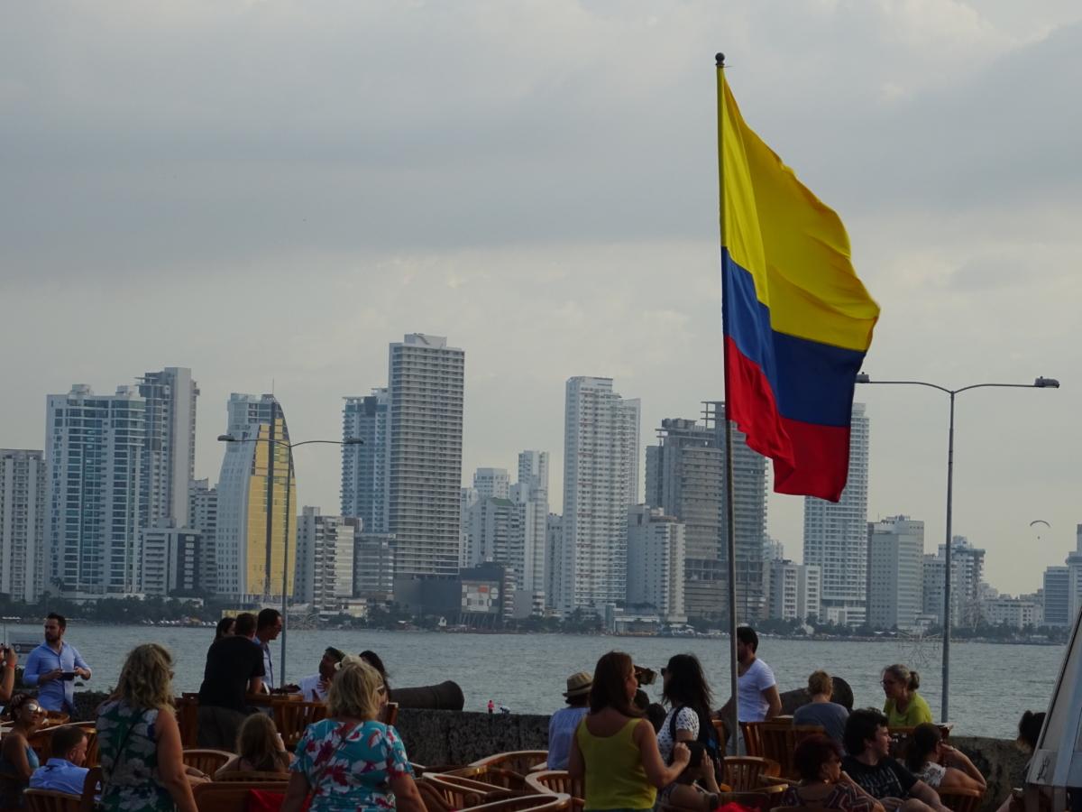čo vidieť v cartagene v kolumbii