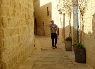 Mdina na Malte