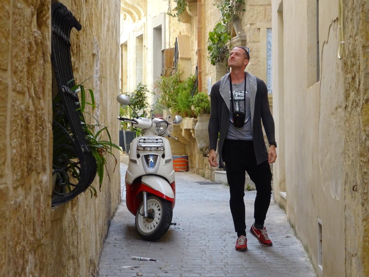 Rabat na Malte výlet